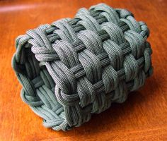 woven paracord can koozie 2 by Stormdrane