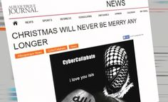 """via Albuquerque Journal, on ISIS headline: There was no data breach   New Mexico News - KOAT Home. The attack on the [Albuquerque Journal] newspaper's homepage claimed it began its """"Cyber Jihad"""" in..."""