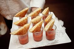 Squeeze in your all-time favorite grilled cheese mini bites in an appropriate manner! Dipped in tomato sauce! Get everyone on the dance floor with these espresso shots n' baby doughnuts! Must…