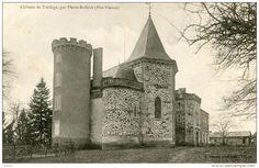Limoges - CHATEAU DE TRASLAGE(HAUTE VIENNE) VICQ