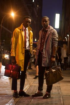 Street Etiquette, Travis Gumbs, Joshua Kissi, Style, NYFW