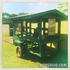 """""""The Stan"""" is one of my favorite places to stop when I need an organic kine fruity breakfast on my way to the beach. #photofriday15 #chongolio"""