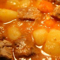 Carne Con Papas (Beef & Potato) - Cuban Recipes