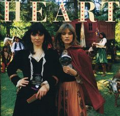 Also available in a 3-pack with DOG AND BUTTERFLY and BEBE LE STRANGE. Heart: Nancy Wilson (vocals, guitar); Ann Wilson (vocals); Howard Leese, Roger Fisher, Michael Derosier, Steve Fossen. Heart's so