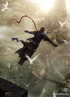 Assassin's Creed - Asien-Fanart von Yuan