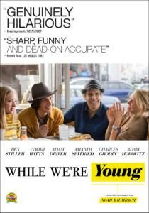 'While We're Young' Film Review: To Be Young Again