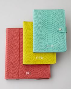 ad® case in vibrant colors turns transporting and protecting your iPad® or iPad® Mini into a fashionable affair.