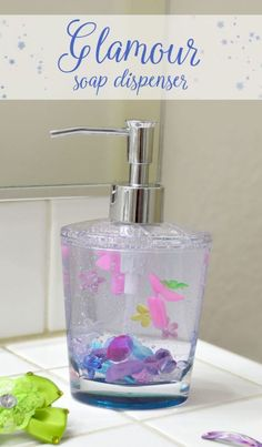 Create a discovery soap dispenser to encourage kids' hand washing - Mommy Scene