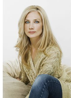 "JOELY RICHARDSON (b. 1965), British actress: Daughter of director Tony Richardson & actress Vanessa Redgrave, she was born in England & raised there by her mother until age 14. When her father moved to the US, she started school there, too - first a tennis academy in Florida, then boarding school in California. After graduation, she returned to the UK to study acting. She's been in many movies, and had notable roles on ""The Tudors"" & ""Nip/Tuck"" [HLT]"