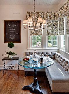 Sweet home: Кухонный уголок в интерьере: 55 идей