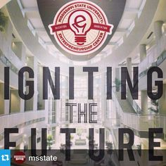 #Repost @msstate・・・Have an idea? We give you the tools to make it a reality. @MSStateECenter #dreamBIG #StateProud #HailState #ms #cowbell #orangebowl #business #state #studentlife #school #college #mississippi #msstate #maroon #white #research #university #leading #discovering #creating