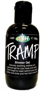 It figures this would be my fav Lush shower gel! (It has Patchouli in it!)