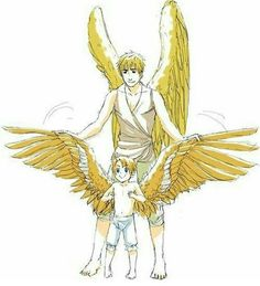 Ivan's wings have no markings. Peter's wings are smaller and. Wings Drawing, Drawing Base, Character Inspiration, Character Art, Art Sketches, Art Drawings, Image Manga, Art Reference Poses, Mythical Creatures