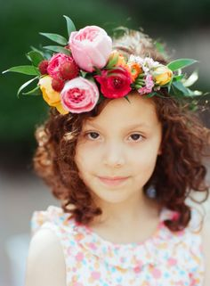 For the flower girl: http://www.stylemepretty.com/collection/2163/