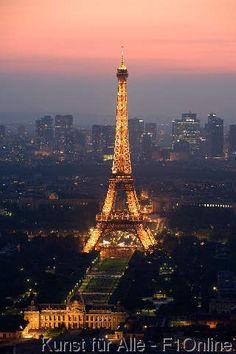 Ueberblick, Eiffelturm