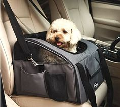 Top 10 Best Dog Car Seats in 2017 Reviews