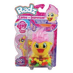 My Little Pony Radz Fluttershy Candy Dispenser My Little Pony Dolls, All My Little Pony, Jojo Siwa Birthday, Baby Birthday, Mermaid Cupcake Cake, Cumple My Little Pony, Interactive Baby Dolls, My Little Pony Backpack, Mlp