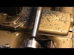 MACHINE SHOP TIPS #72 Atlas Lathe Taper Turning Part 2 of 2 tubalcain - YouTube