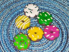 Fimo Donuts