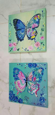 🎨🌸 #óleos 30 x 30 cm  Inspirado en el arte d Starla Michelle #arte #libertad #pinceladas #colores 🌸🎨 @albaartistica