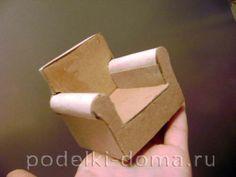 Кукольный домик из картона своими руками Chocolate, Hand Crafts, Miniatures, Carton Box, Schokolade, Chocolates