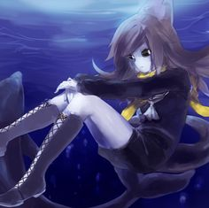 Dolphi by Rene-Elric on DeviantArt Sea Dolphin, Fanart, Deep Sea, Dolphins, Anime, Castle, Mary, Deviantart, Artist
