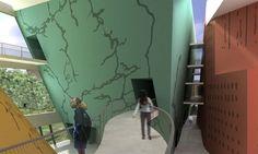The Herge Museum designed by Atelier de Portzamparc 2009