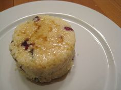 Pistachios Couscous Pudding