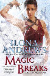 Sarit Yahalomi: Giveaway: Magic Rises by Ilona Andrews