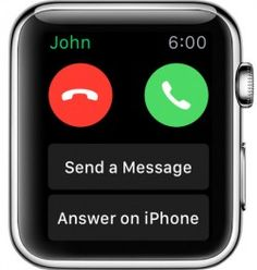 One of the cool features the Apple Watch has is that it can answer and decline calls, or send them over to your phone. To silence a call, just put your hand over the face of the watch. Apple Watch Phone, Best Street Food, Low Calorie Snacks, Phone Gadgets, Bedtime Snacks, Weight Loss Snacks, What To Make, Phone Photography, Healthy Snacks For Kids