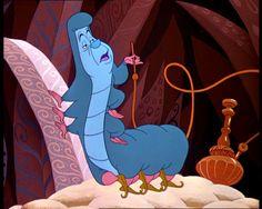 alice in wonderland caterpillar | Caterpillar (Alice in Wonderland) - Heroes Wiki