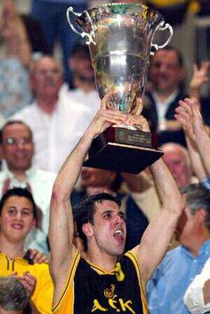 AEK ΠΡΩΤΑΘΛΗΜΑ 2002 ΝΙΚΟΣ ΧΑΤΖΗΣ