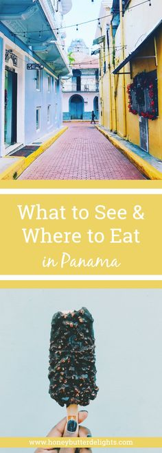 Kayla highlights everything you need to know about visiting Panama, including how to get around, where to eat and what spots you should check out.