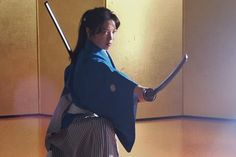 Samurai Performance in Kyoto provided by Samurai Kembu Theater Samurai Art, Samurai Warrior, Samurai Swords, Samurai Costume, Japanese Warrior, Admission Ticket, Take Off Your Shoes, Japan Travel, Japan Trip