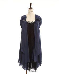 axes femme online shop|3WAYショール付きドレス
