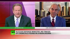 'Assad had no reason to launch chem attack, unlike those who want US involvement' -Ron Paul