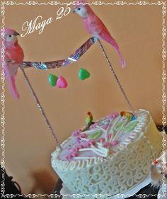 la petite fête de Maya - Blogdoumaya