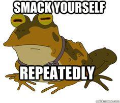 Hypno toad insists...