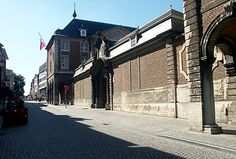 Heilige Geest College,Naamsestraat,Leuven