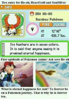 Why is Ash forever 10