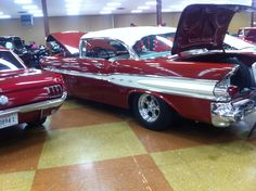 The Crown college Car Show 2014 Trade School!!