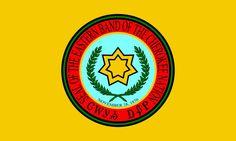 inch EASTERN Cherokee Tribe Flag Sticker - nation native indian decal us Cherokee Flag, Cherokee Tribe, Cherokee History, Native American Cherokee, Native American Tribes, Cherokee Indians, Cherokee Symbols, Indian Tribes, Native Indian