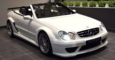 Keep Your Black Series, We Want This Mercedes CLK DTM Cabrio #AMG #Mercedes