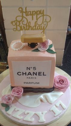 Chanel challenge.