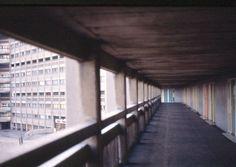 Park Hill, Sheffield, via Flickr.
