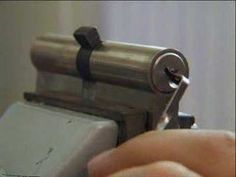 Lock Picking Tutorial On Using The Right TENSION WRENCH www.uklocksport.co.uk - YouTube