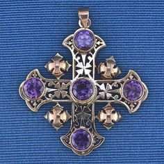 vintage jewelry cross - Google Search