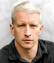 Anderson Cooper- I just know that smoldering look is for me...