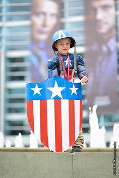 Captain America #WonderCon 2013