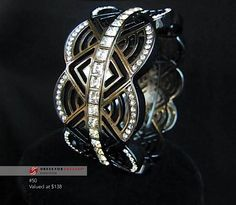#50 Cinched Bracelet $138 - Lia Sophia